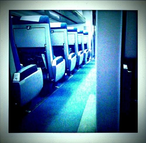 Train_ Blue