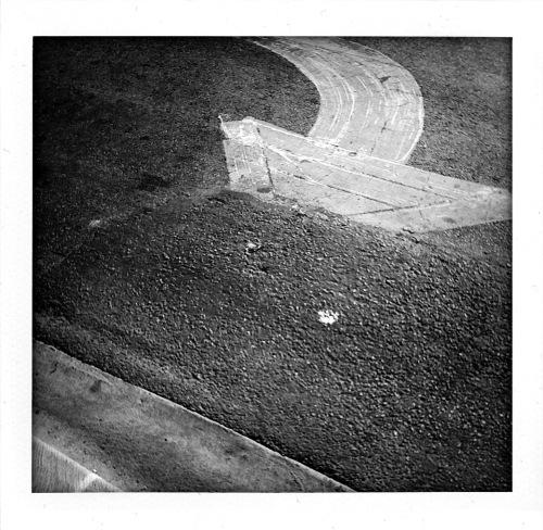 No turn here